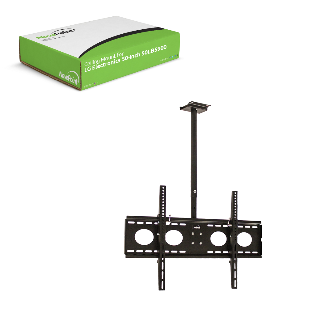 "Ceiling Mount LG Electronics 50"" 1080p LED TV Bracket 360"