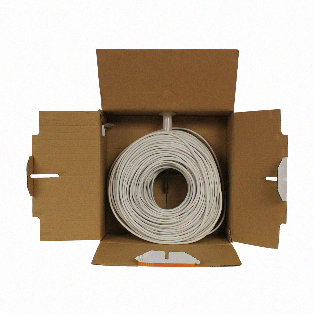 14 2 speaker cable 500ft 14awg gauge wire cl2 in wall bulk 2 conductor audio new ebay. Black Bedroom Furniture Sets. Home Design Ideas